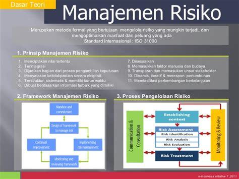 Manajemen Risiko Prinsip Penerapan Dan Penelitian manajemen risiko penerapan komputasi awan untuk umkm