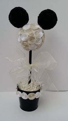 mickey mouse wedding centerpieces mickey minnie centerpieces on mickey mouse