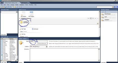 membuat database menggunakan mysql workbench database menggunakan mysql workbench dan php tugas
