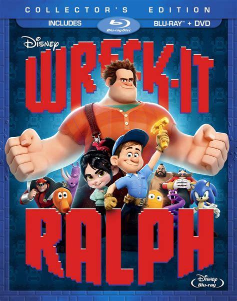film it bluray wreck it ralph dvd release date march 5 2013