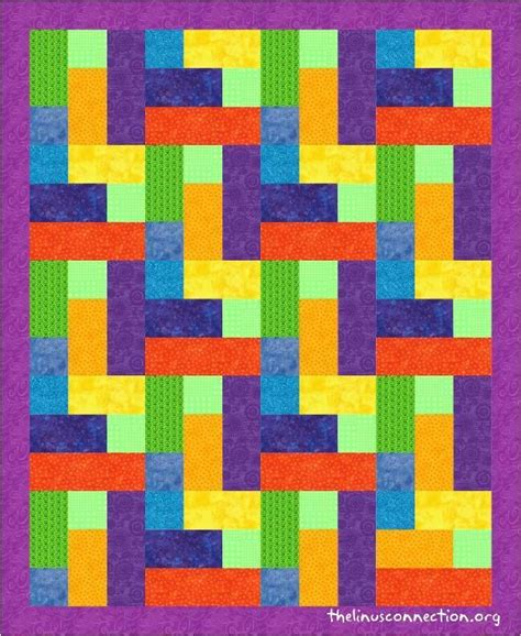 free printable strip quilt patterns 4 1 2 quot strip quilt free pattern by linus connection