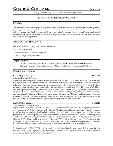 Sample Resume For Oil And Gas Industry Bunch Ideas Of