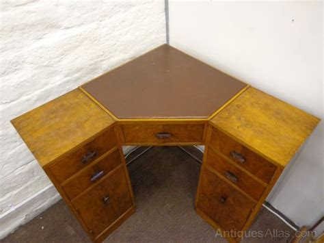 antique corner desk deco corner writing desk antiques atlas