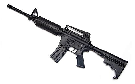 M4 Cabine by M4 Carbine Wallpaper