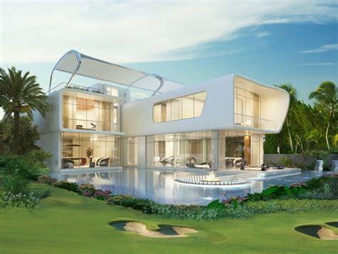 American Home Design Windows Dubai Gets Bugatti Styled Homes Overlooking Trump World