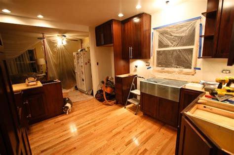 jen caputo a lighting decision jen caputo kitchen renovation day 9
