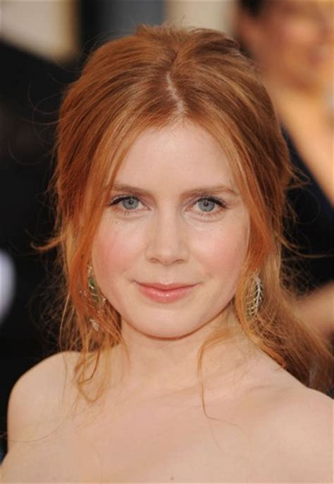 who is a celebraty with red hair celebrity red hair amy adams with red hair celebrities