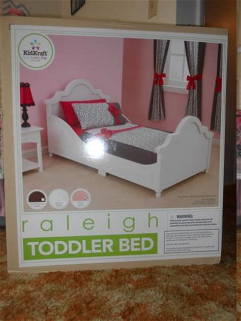 kidkraft raleigh toddler bed raleigh toddler bed from kidkraft review
