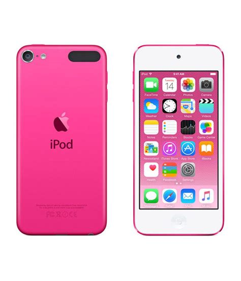Apple Ipod Touch 6 32gb Protable Player Gold buy apple ipod touch 32gb 2015 edition pink at best price in india snapdeal