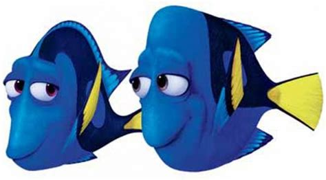 Finding Dory Sebuah Novel Oleh Disney selain nemo dan marlin dory punya 5 sahabat baru di