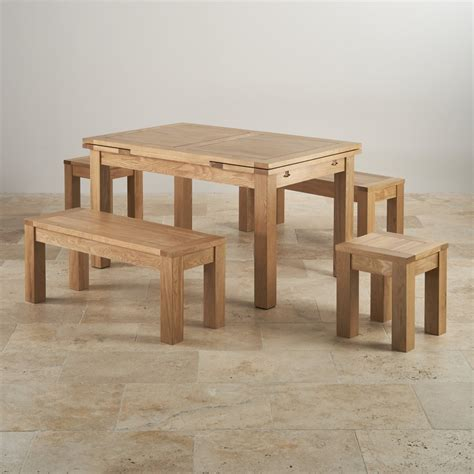 dining table with 2 benches dorset oak 4ft 7 quot dining table with 2 benches 2 stools