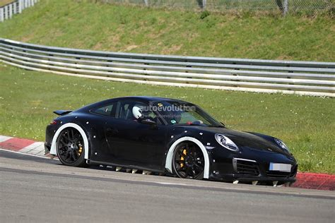 porsche cayman chassis 2019 porsche 911 chassis development mule spied on the