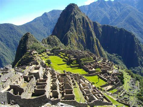 imagenes de paisajes incas violetas machu picchu