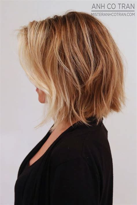 diagonal bob haircut curly hair 158 best images about mom haircut 2016 the long layered