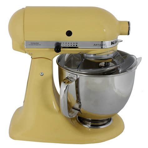 Online Shopping for KitchenAid Mixer Pro KSM150 Yellow in