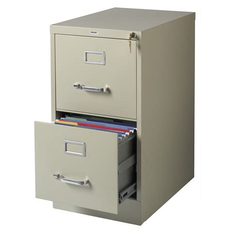 Drawer Filing Cabinet Commclad 2 Drawer Letter Size File Cabinet Reviews Wayfair Supply