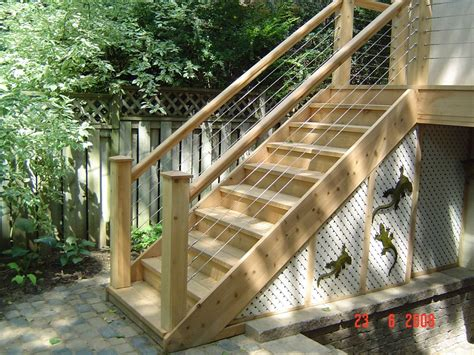 Wooden Stairs Design Outdoor Outdoor Wood Staircase Railing Design 1024 X 768 183 315 Kb 183 Jpeg Curb Appeal Stairs