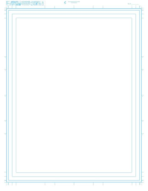 if page template page aspect ratios templates comics
