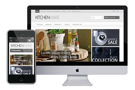 free bootstrap opencart themes 30 best free responsive opencart themes free opencart