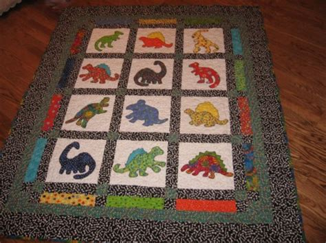 Dinosaur Quilt Patterns For Free by Shirley Anne S 187 Go Look At Kariepatch For Some