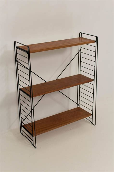 mid century modern shelving unit by tomado 1960s at 1stdibs