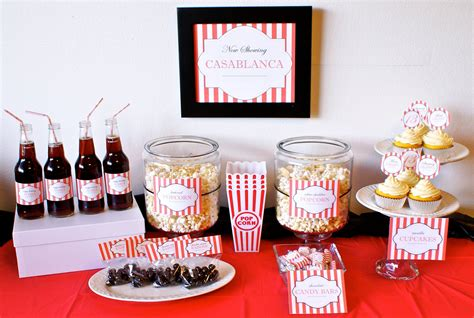 photo themed party movie party ideas on pinterest movie party movie night