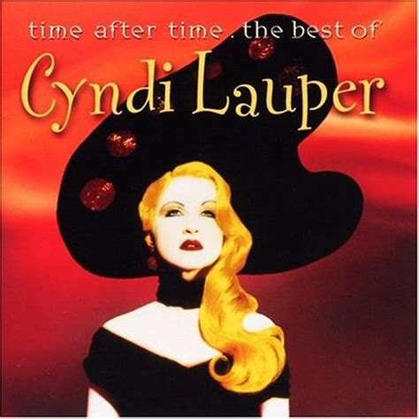 Cd Dvd Cyndi Lauper Album The Acoustic time after time the best of cyndi lauper cyndi lauper