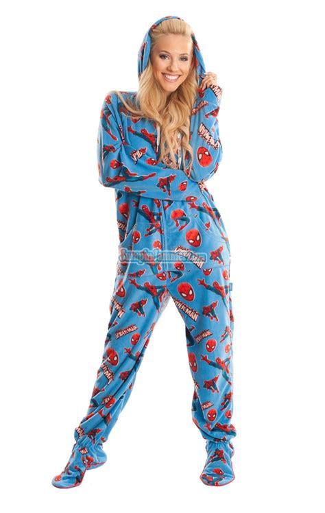 Pajama Wish marvel comics pajamas footie pjs onesies one pajamas wish list