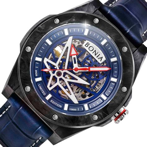 jam tangan bonia jam tangan pria bp le original