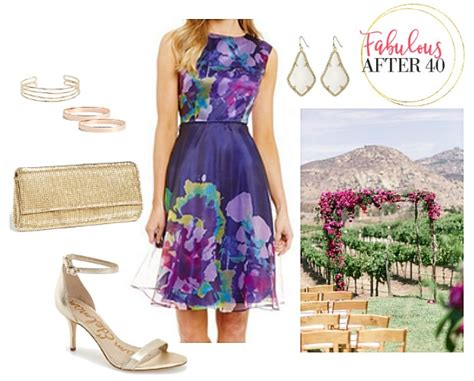 Wedding Attire At Winery by 3 Ways To Dress For An Outdoor Wedding