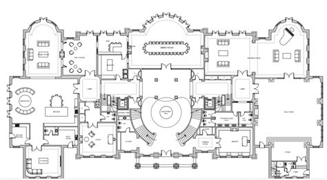 house plans for mansions 56 000 square foot proposed mega mansion in berkshire
