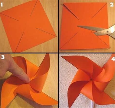c 243 mo hacer un molinillo de viento manualidades infantiles manualidades con papel reusable m 243 vil colgante para