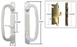 Patio Door Lock Set Sliding Door Lock Sliding Door Lock And Handle