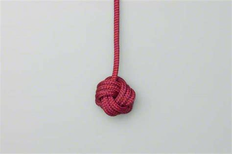 Decorative Knot - monkey s how to tie the monkey s decorative