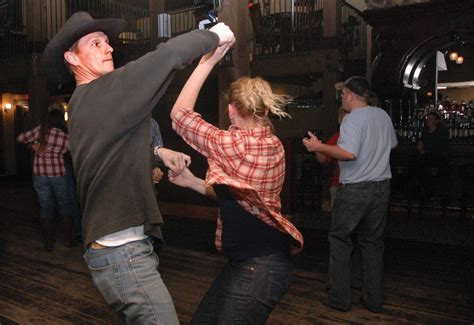 how to country swing dance steamboat country swing dancers light up the floor