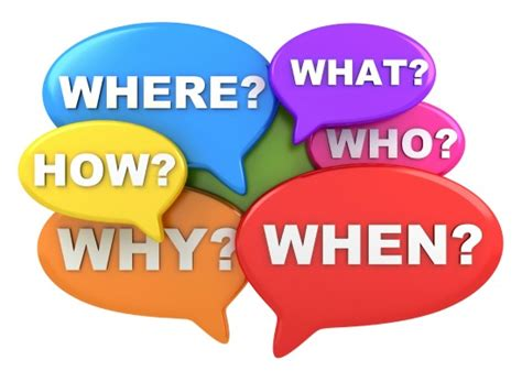 are you asking potential clients the right questions