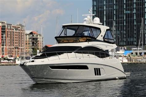 sea ray boats with flybridge 2016 sea ray l590 flybridge boat for sale 50 foot 2016
