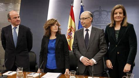 destituyen a un vicepresidente de consejo de ministros de cuba nueva subida del irpf actualidad legal