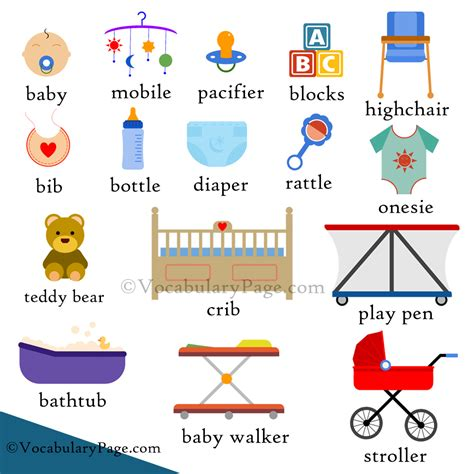 Tool Crib Meaning by Baby Vocabulary