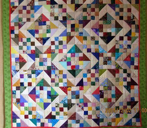 Community Quilt by Community Quilts Auckland Quilt Guild Inc