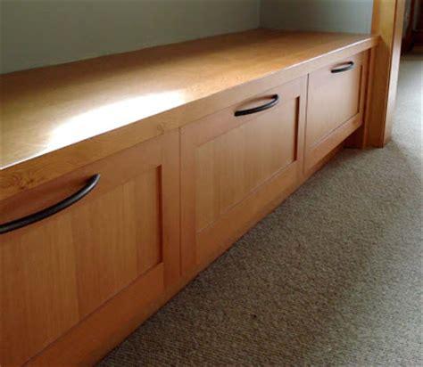 window seat with drawers hardwood design window seat drawers