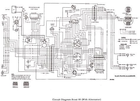 international scout ii wiring diagram wiring library