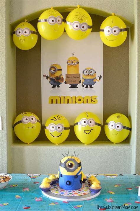 birthday themes minions best 25 minion birthday parties ideas on pinterest