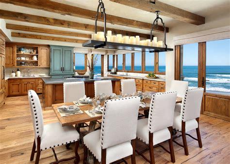 malibu dining room beach house dining rooms coastal living home theater living room ideas dining room beach style