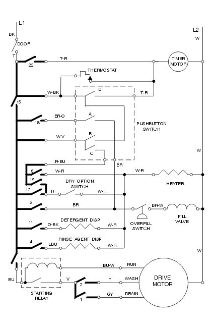 refrigerator wiring diagram explanation best electronic 2017