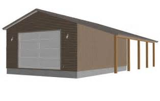 rv garage plans sds g246 30 x 40 x 14 12 doors workshop