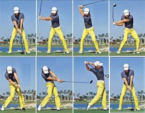 the ideal golf swing proper golf swing golf lessons