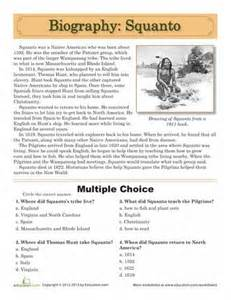 thanksgiving biography squanto biography free printables boxes and thanksgiving
