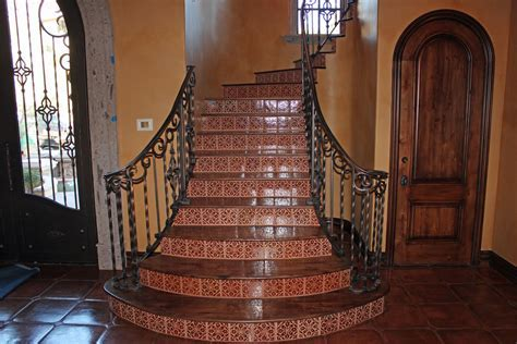 Ornate Staircase Remodel   Mystique Hardwood Floors