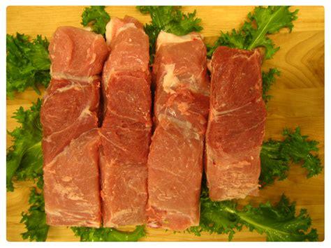 pan fried country style pork ribs pork bacon sausage heffron farms